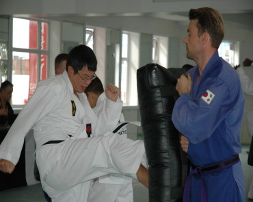 Wimbledon & Morden Adult Martial Arts