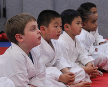 Columbia Kids Martial Arts