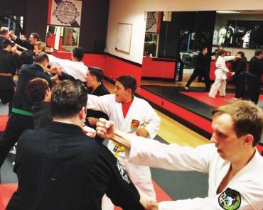 Huntington Beach Adult Martial Arts