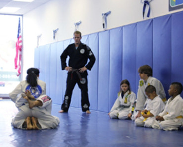 East Windsor Teen Jiu Jitsu