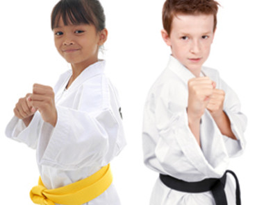 Pearl River and Rockand Kids Martial Arts