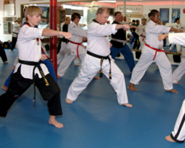 Richmond Adult Karate