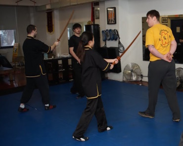 Philadelphia Sword Training