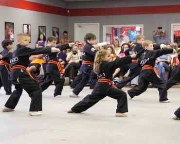 Spring Kids Martial Arts