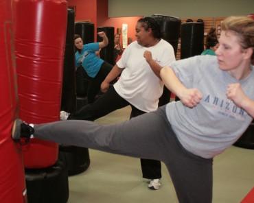 Bellevue Kickboxing Fitness