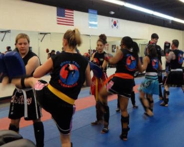 Manteca Muay Thai Kickboxing