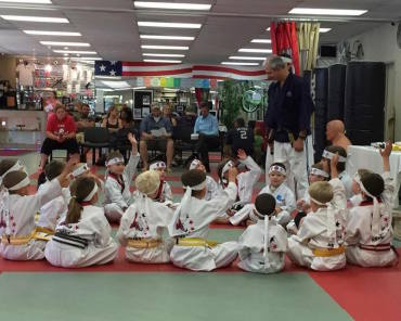 Chico Kids Martial Arts