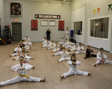 Dover Kids Martial Arts