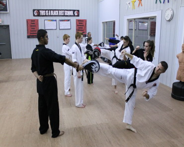 Dover Teen and Adult Martial Arts