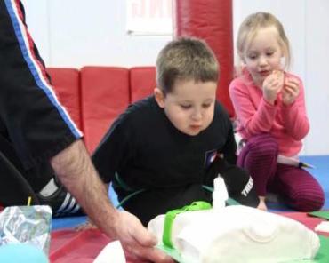 Danbury Martial Arts Birthday Parties