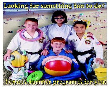 Kenner Summer Fun Karate