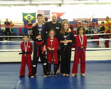 Matthews and Charlotte Kids Martial Arts