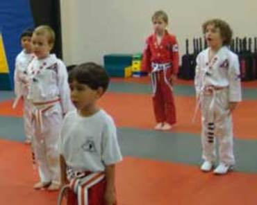 Kensington Kids Martial Arts