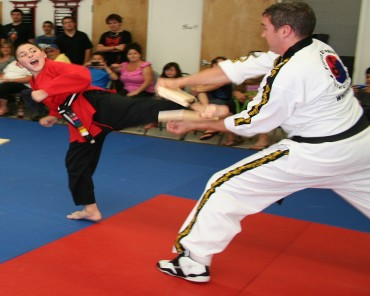 Whitestone Kids Martial Arts