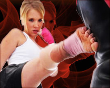 Wall Kickboxing Fitness
