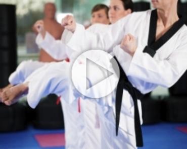 Pasadena Bushi Ban Black Belt Self Defense