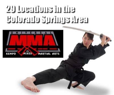Kempo Self Defense and MMA Classes