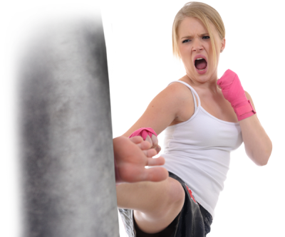 Kickboxing Fitness and Self Defense Classes
