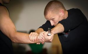 students in corporate group seminars at Fight Fit Ohio
