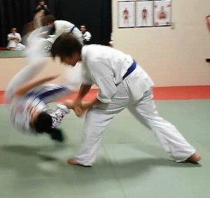 students in adult martial arts at The Martial Instinct Self Defense