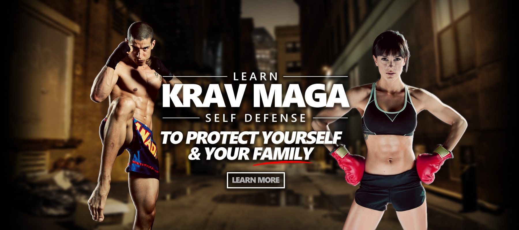 Krav Maga Self Defense Classes