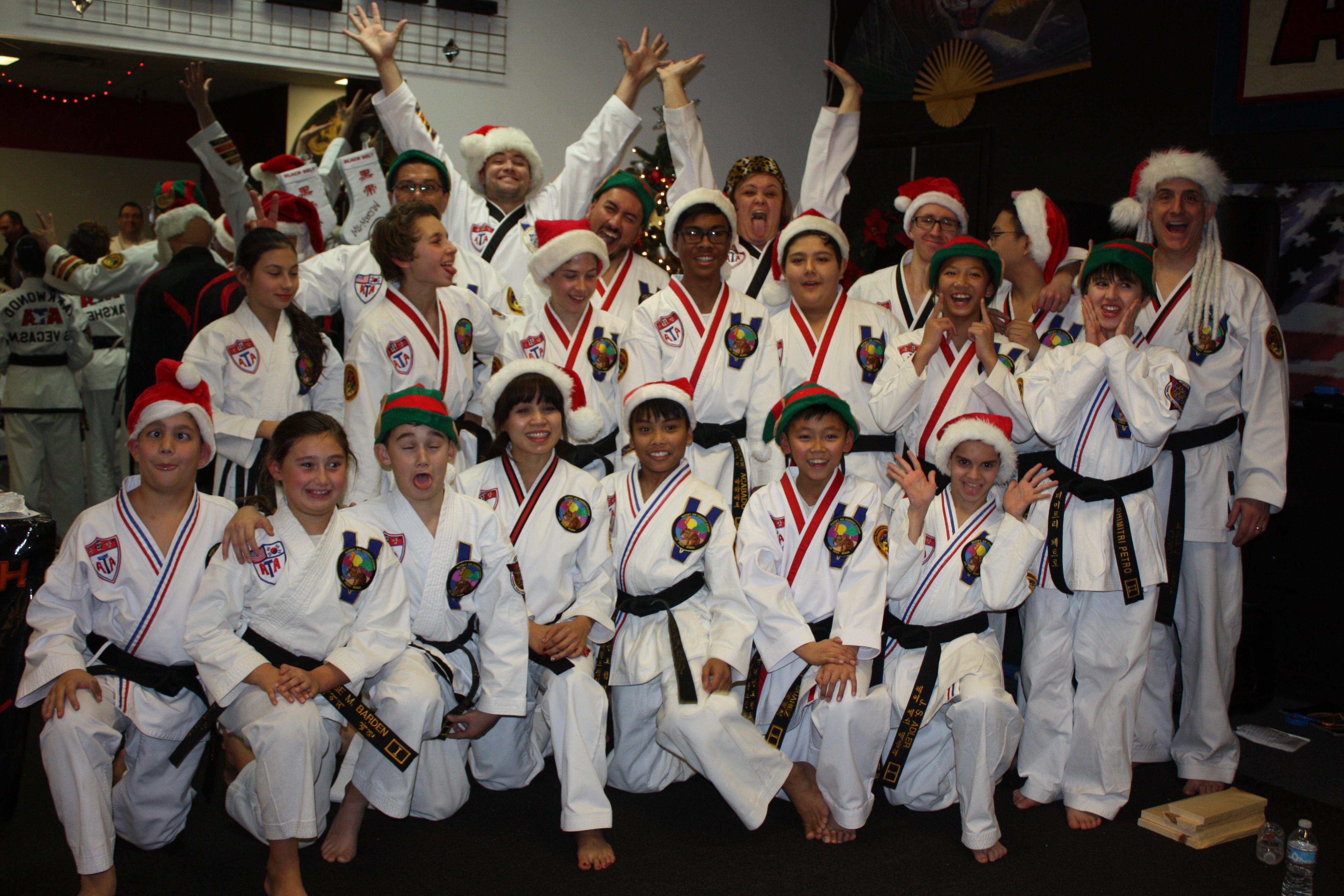 Kids Martial Arts in Las Vegas