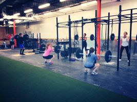 West London Crossfit CrossFit