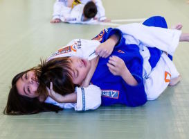 Gracie Gym Kids Jiu Jitsu