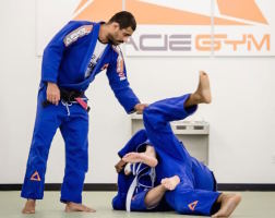 Gracie Gym Adult Brazilian Jiu Jitsu