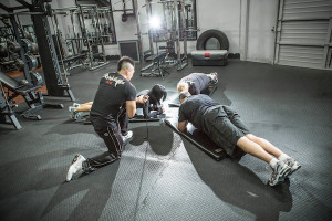 Crux Fitness Group Training