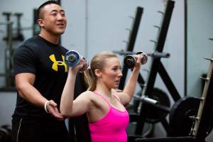 Crux Fitness Elite Personal Training