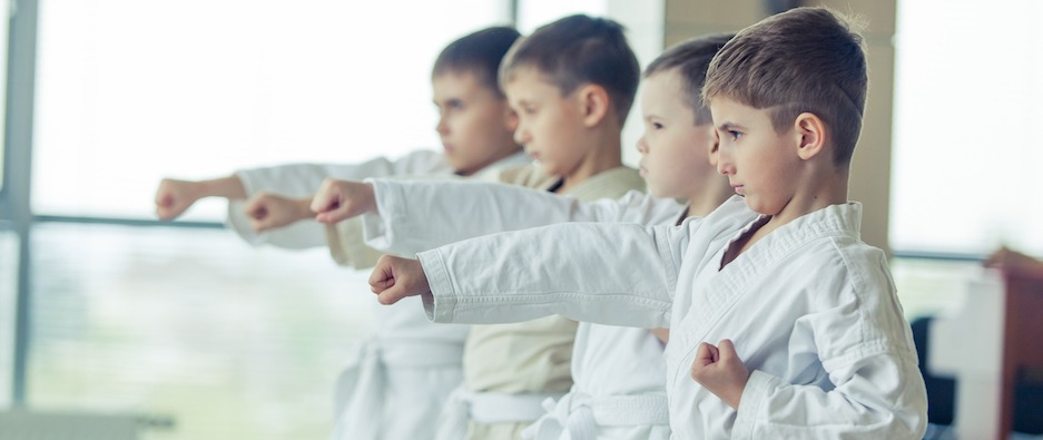 Stockton Kids Martial Arts