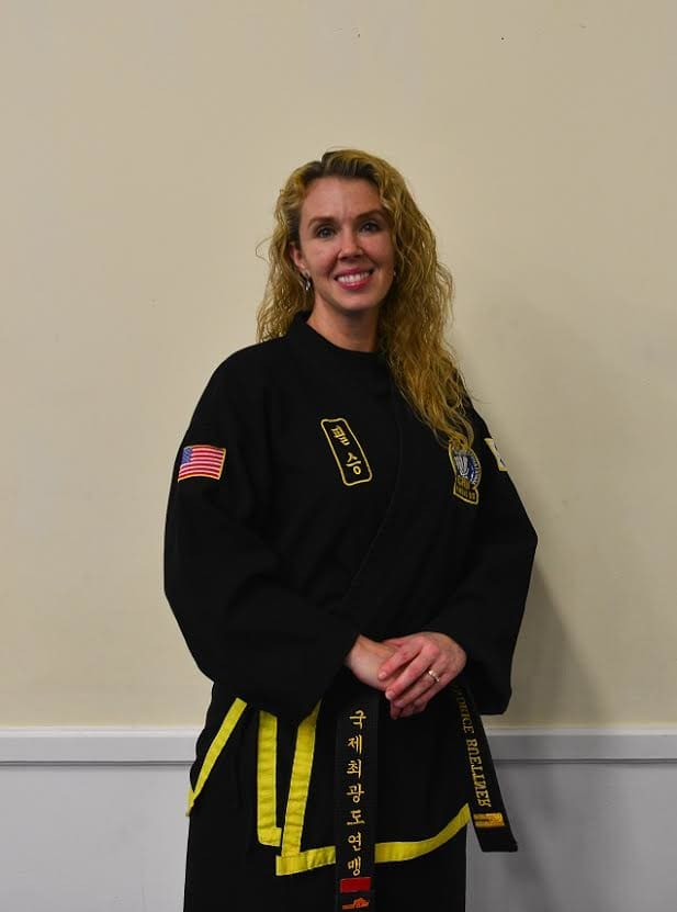 Andrice Buettner in Kennesaw - CKD Martial Arts Of Kennesaw