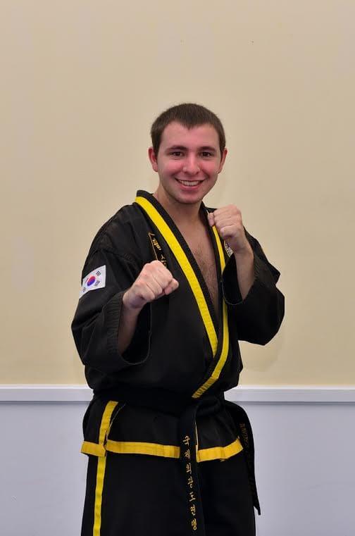 Jordan Leiva in Kennesaw - CKD Martial Arts Of Kennesaw