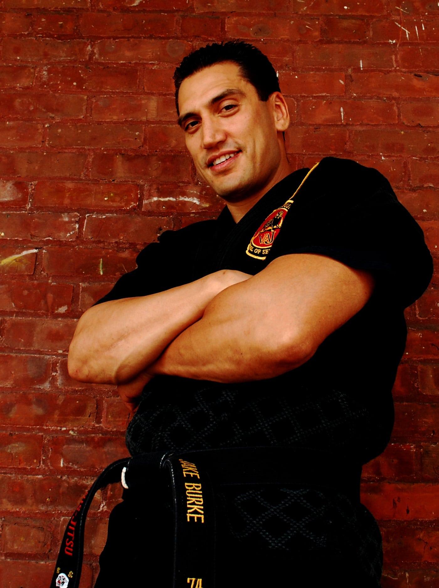 Jake Burke in Rhode Island - Burke's Martial Arts