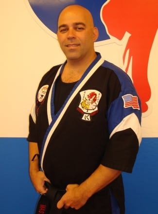 Master Fred DePalma   in Queen Creek - DePalma's TEAM USA Martial Arts