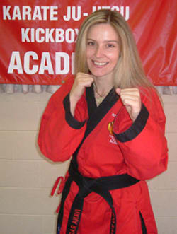 Ivana Rados in St Clair, Kemps Creek & Hoxton Park - International Martial Arts Centres
