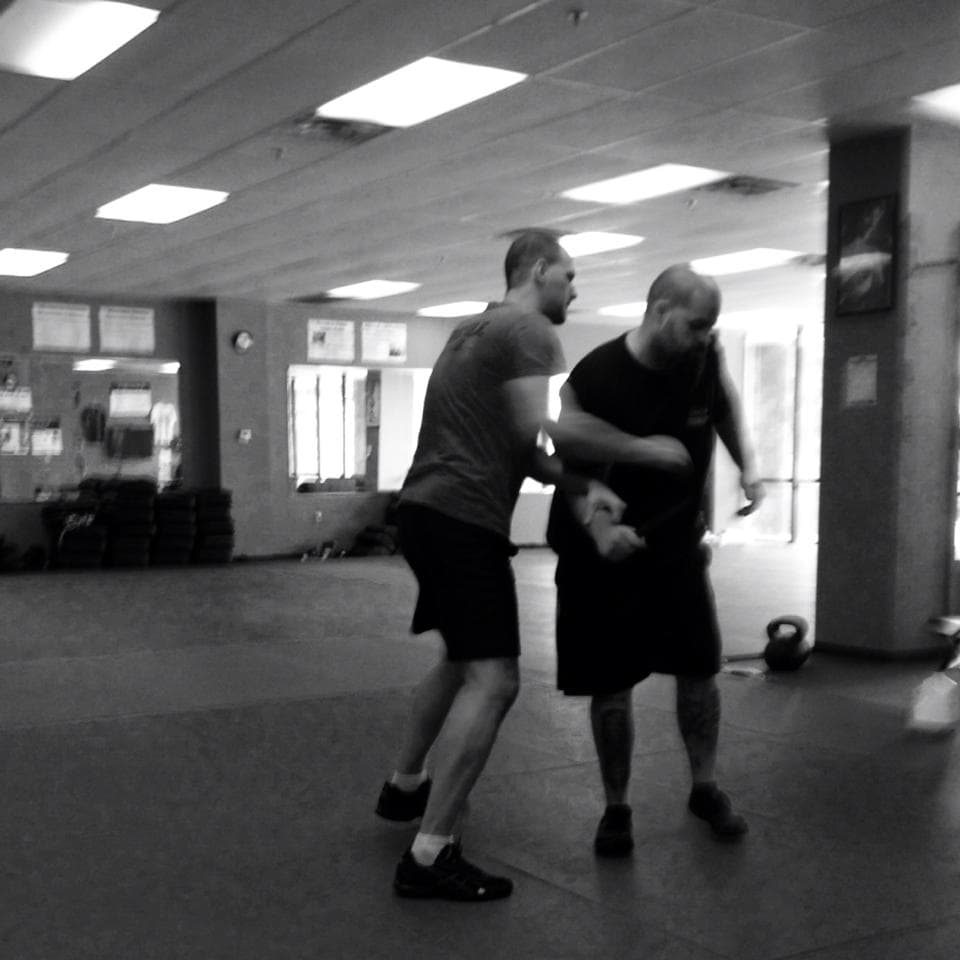 David Arehart Graduate 2 in Plano - Crucible Krav Maga