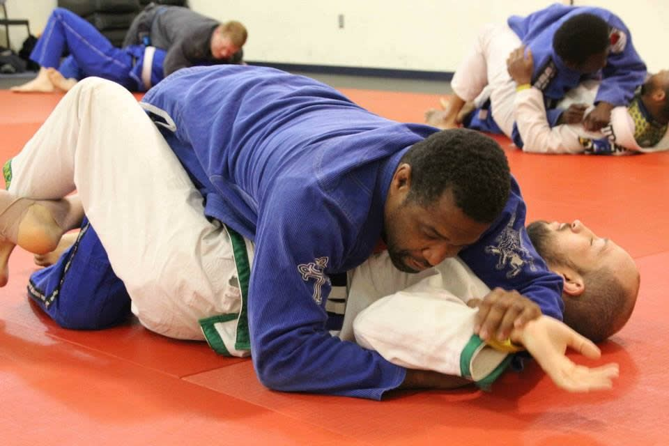Frank Nelson in Charlotte - FTF® Fitness and Self-Defense