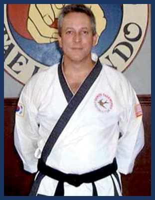 Master Kent Williamson in Richmond - Dong's Karate