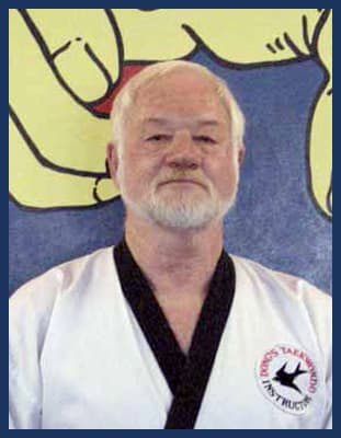 Master Gary Ward in Richmond - Dong's Karate