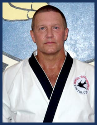 Master Thomas McLawhorn in Richmond - Dong's Karate