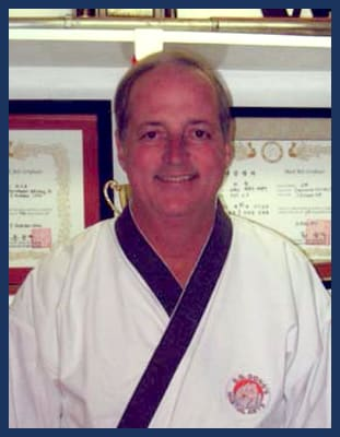 Master Chris Whitney Sr in Richmond - Dong's Karate