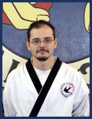 Master Mike Grossman  in Richmond - Dong's Karate