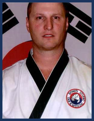 Master Dennis O'Neal in Richmond - Dong's Karate