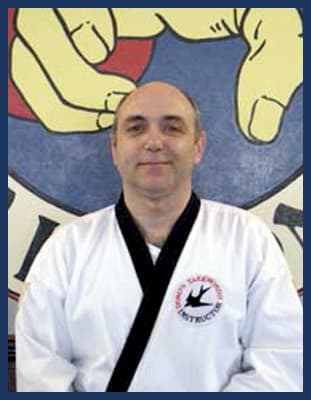 Master Darrell Ambro in Richmond - Dong's Karate