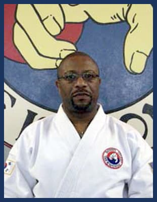 Master Duane T Busby in Richmond - Dong's Karate