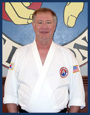 Master Wayne Weeks in Richmond - Dong's Karate
