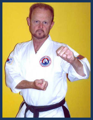 Doug Herold in Richmond - Dong's Karate