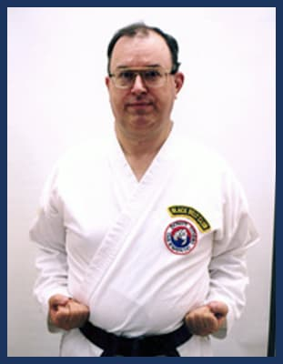 Master Victor Smith in Richmond - Dong's Karate